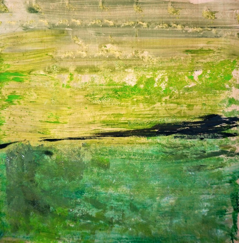 Grønt nærbillede