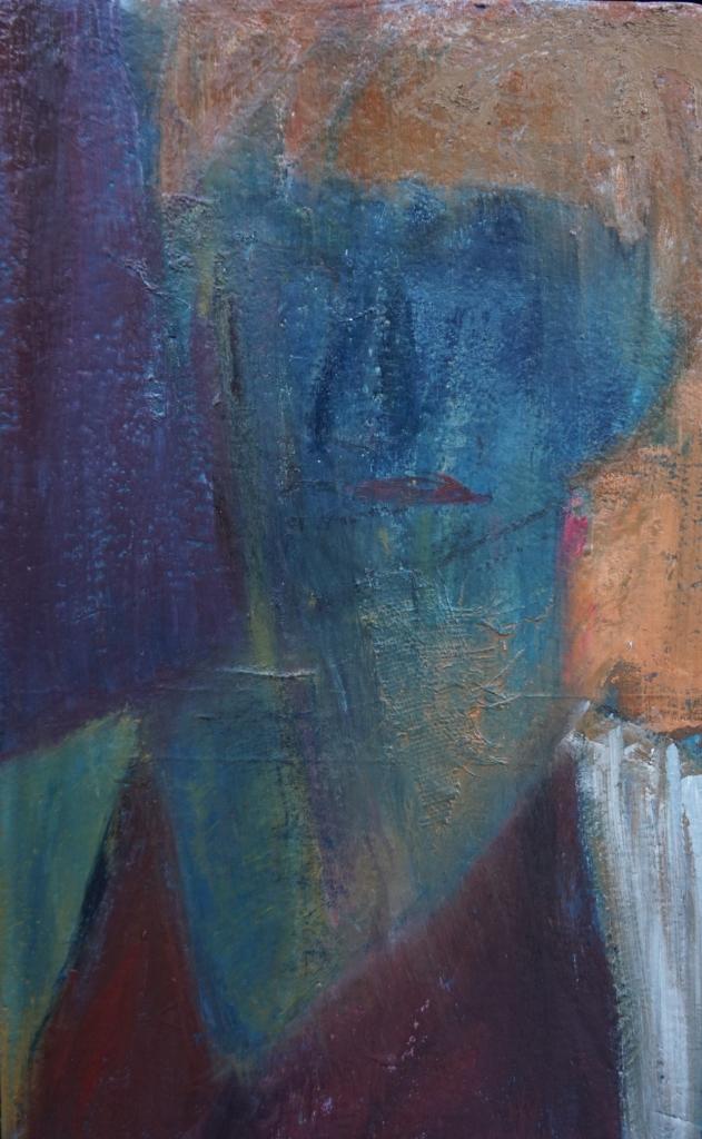 Portræt af en blå stemning 2
