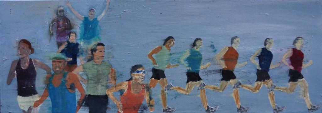Løbere på linje