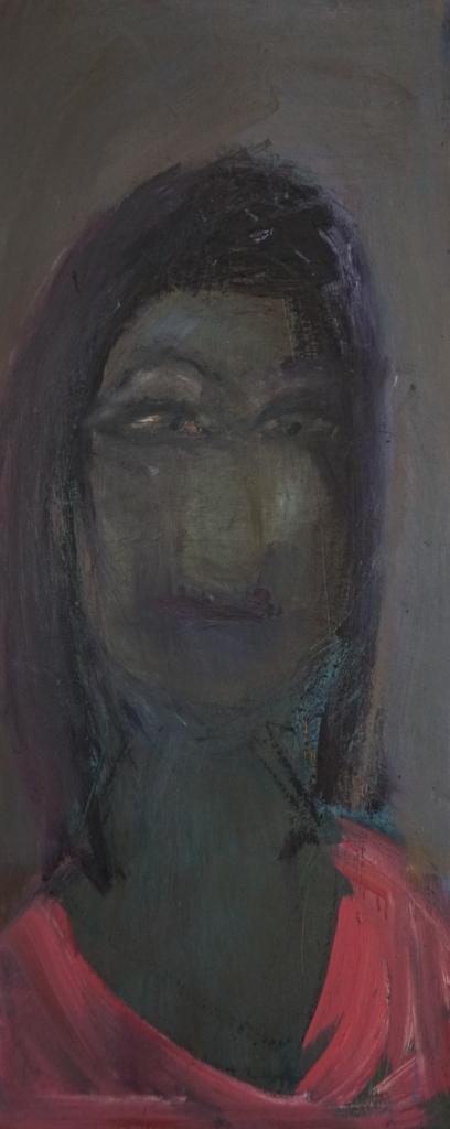 Kvinde, uden titel 1